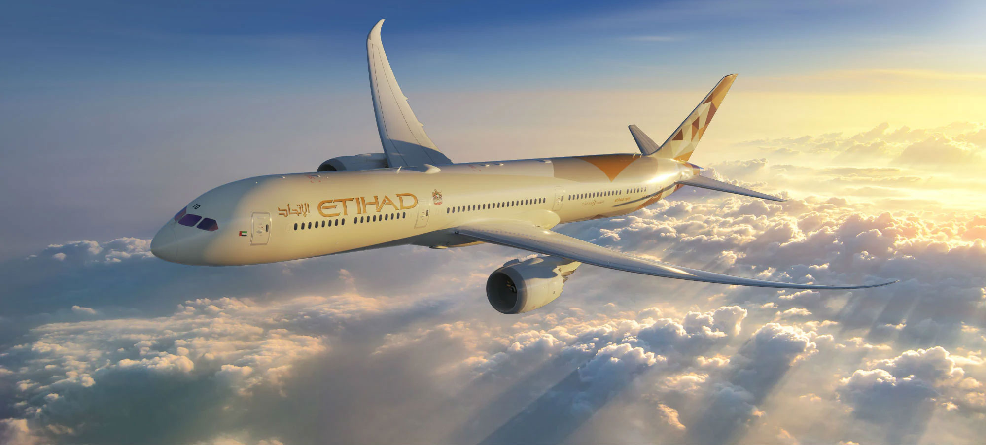 Etihad Airways Launches Charter Service