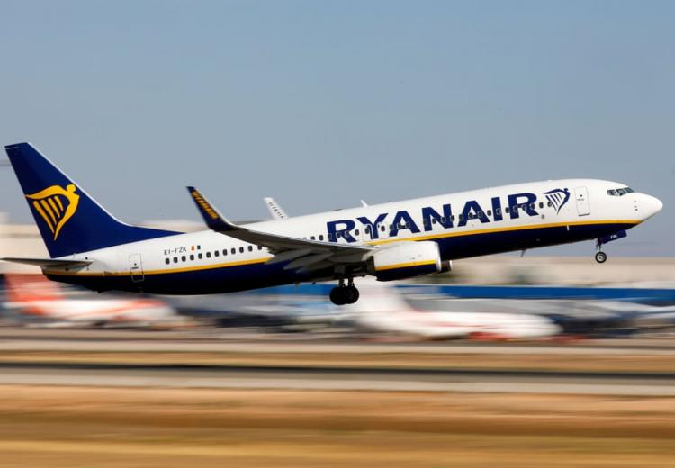 Ryanair Brings Back 60% of Flight Schedule for August